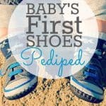 Baby's First Shoes: Pediped