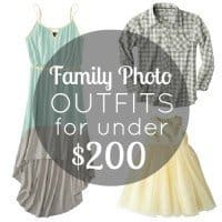 Family Photo Outfits Under 200 on Daily Mom