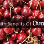 Health benefits of cherries