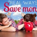 real ways to save money