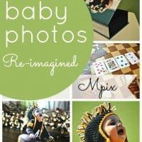 Baby Photos Re-imagined: mpix