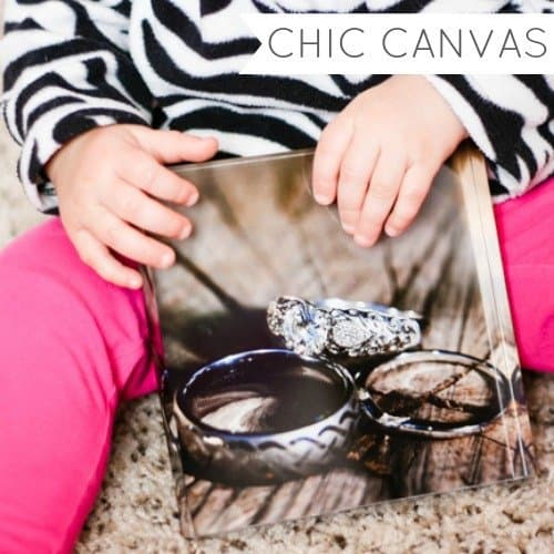 ChicCanvas Block