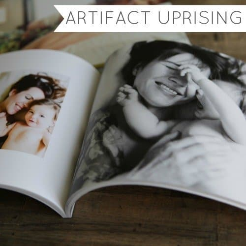 Artificat Uprising Book