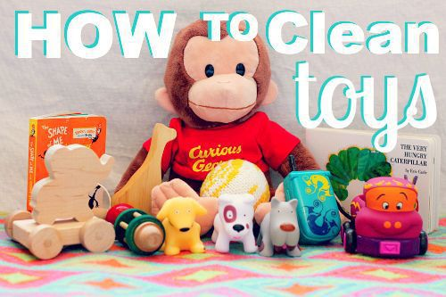 How To Properly Disinfect Toys : Disinfecting toys with vinegar wow