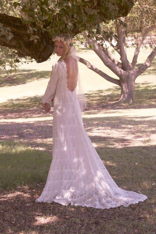 Etsy Vintage Wedding Dress 28 Awesome Craving a designer gown