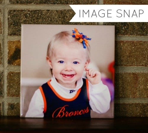 ImageSnap Photo Tiles