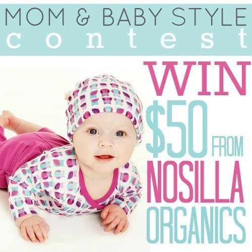 Mom & Baby Style Contest