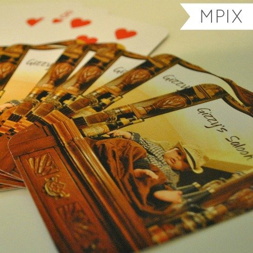Mpix Playing Cards