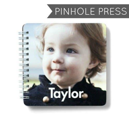 Pinhole Press Mini Book