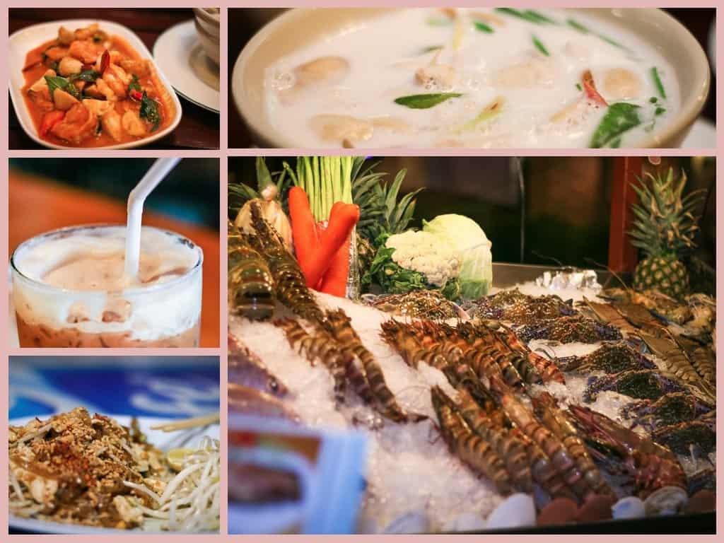 Thai food