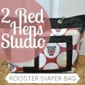 2 Red Hens Studio pinterest