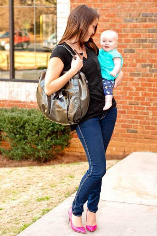 Daily Mom » Non-Toxic Diaper Bags: Sugarjack