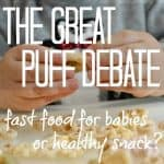 The Great Puff Debate