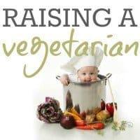 raising a vegetarian