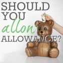 should you allow allowance