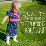 Quality Consigning Bitty Birdie Boutique