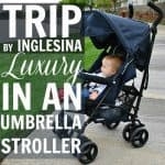 Trip by Inglesina Luxury in an Umbrella Stroller