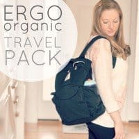 ergo organic travel pack