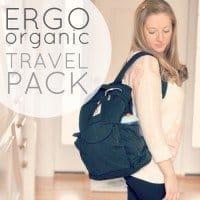 ergo organic travel pack