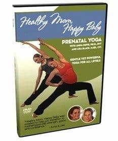 Healthy Mom, Happy Baby Prenatal Yoga DVD by Fairhaven Health
