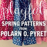 polarn spring patterns