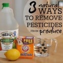 3 Natural Ways To Remove Pesticides From Produce
