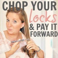 Chop your locks and pay it forward