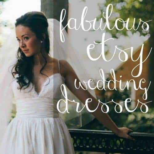 Etsy Is The Perfect Place To Go For A One Of Kind Creation That Will Meet Any Budget Many Dresses Are Made Specifically Your Measurements And