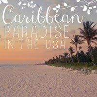 Caribbean paradise in the USA 2