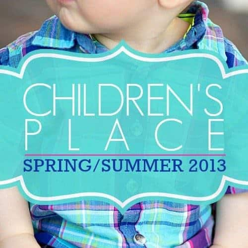 Children's Place Spring/Summer 2013
