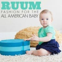 ruum fashion for the all american baby