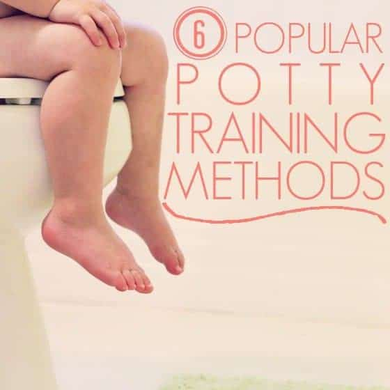 6 Popular Potty Training Methods
