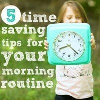 Five Time Saving Tips for Your Morning Routine 2 (1 of 1)
