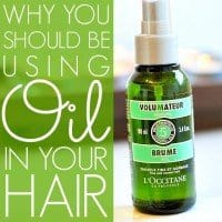 WHY YOU SHOULD BE USING OIL IN YOUR HAIR