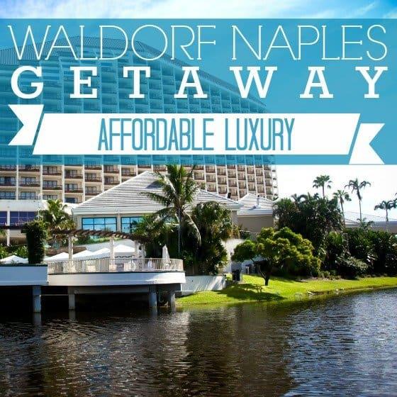 Vacations In Naples Fl: Waldorf Naples Getaway: Affordable Luxury