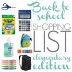 bts shopping list