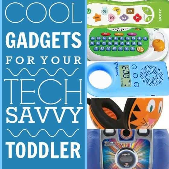 Cool gadgets for your tech savvy toddler daily mom Cool tech gadgets for christmas