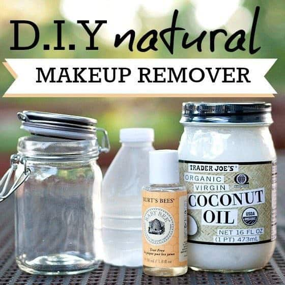 D.I.Y. Natural Eye Makeup Remover