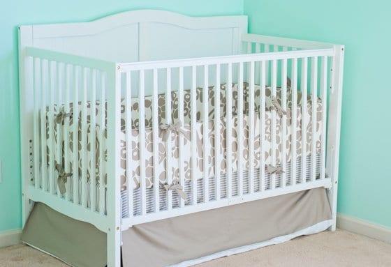 Elegant Crib Bedding Styles