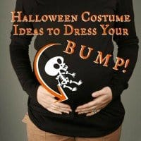 Halloween Costume Ideas To Dress Your Bump