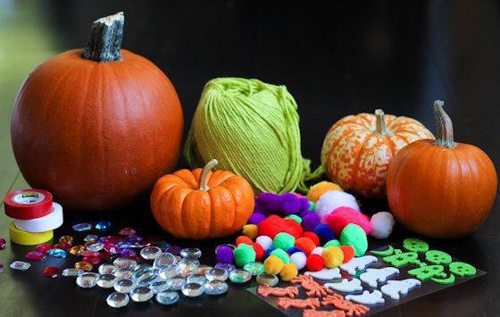 7 Kid-Friendly Pumpkin Decorating Ideas