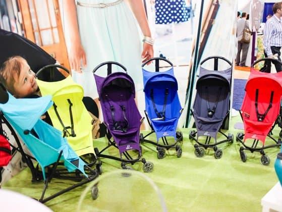 Quinny lightweight stroller