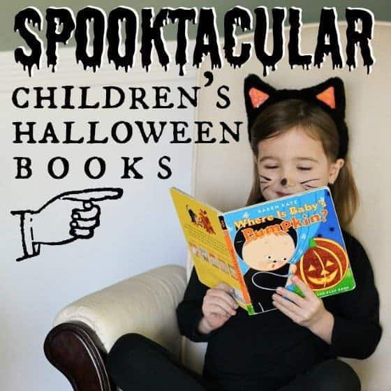 Spooktacular Children's Halloween Books