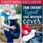 7am enfant cygnet cool weather cover