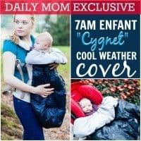 7am enfant cygnet cool weather cover
