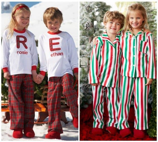 Cutest Holiday Pajamas for Kids » Daily Mom