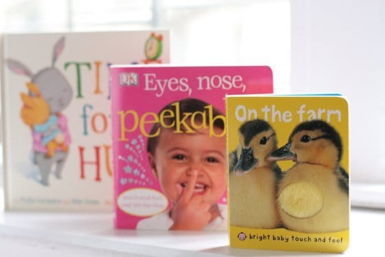 how to make a texture book for baby
