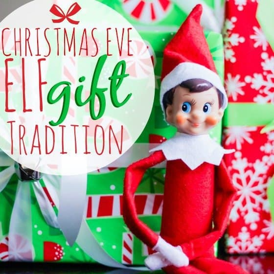 Christmas Eve Elf Gift Tradition - Daily Mom