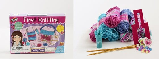 galt knitting kit