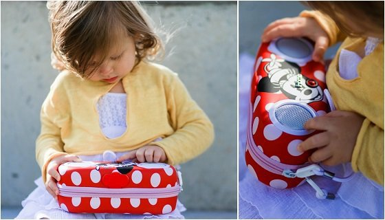 Minnie speaker case